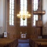 Kilianskirche innen